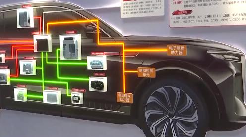 汽车芯片全球供应短缺 影响整车产量