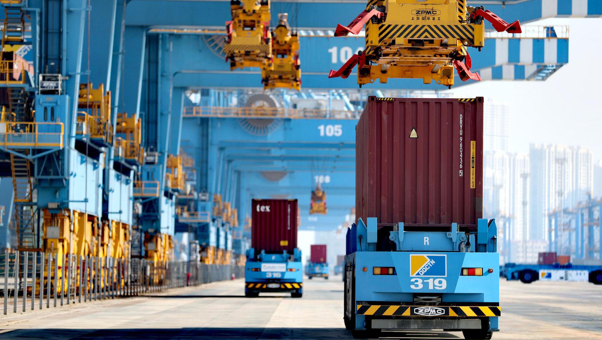 中国连续五年成为德最大贸易伙伴