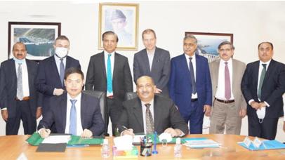 中国电建中标巴基斯坦又一百万千瓦级水电站