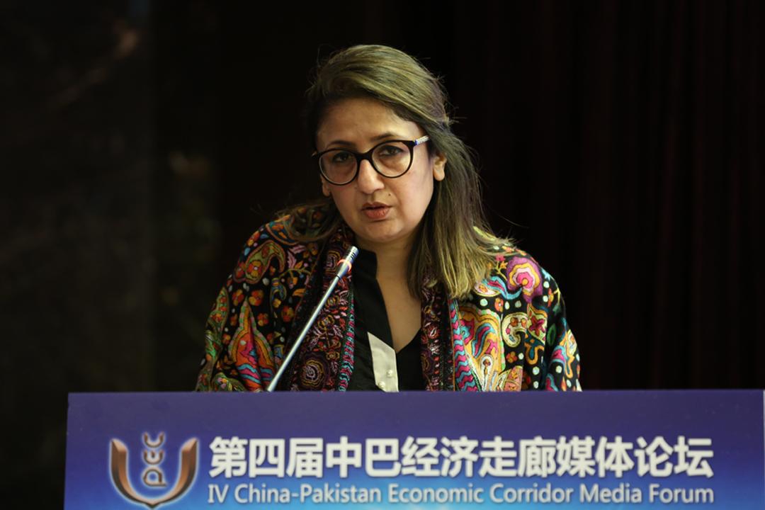 巴基斯坦国民议会前议员、巴驻联合国教科文组织代表Dr Shazra Kamran-小图.jpg