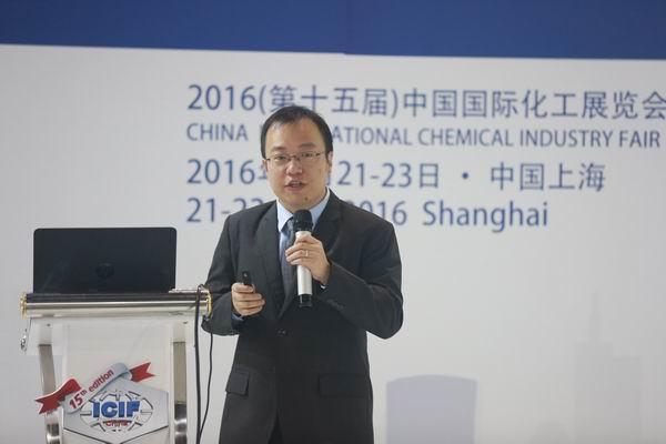中国化工信息中心电商CEO高剑发表演讲.JPG