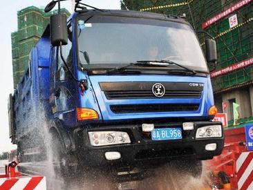 卡车10大洗澡禁忌