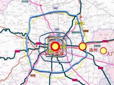 """北京""""七环""""正式贯通全长1000公里"""