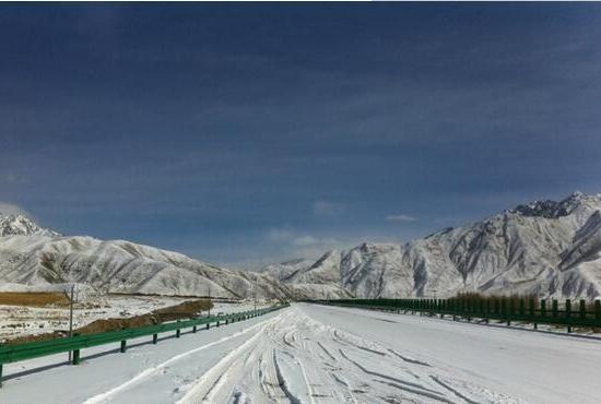 春运期间青海省高速公路七大危险路段提示