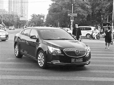 北京交通整治:司机不礼让斑马线罚200元扣3分