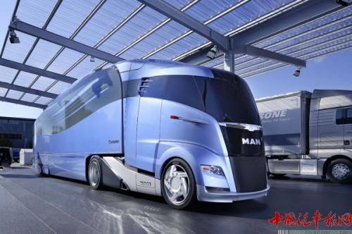 """2022年""""半长头""""卡车将在欧洲出现"""