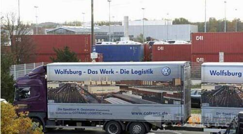大众投5亿发展卡车自动驾驶