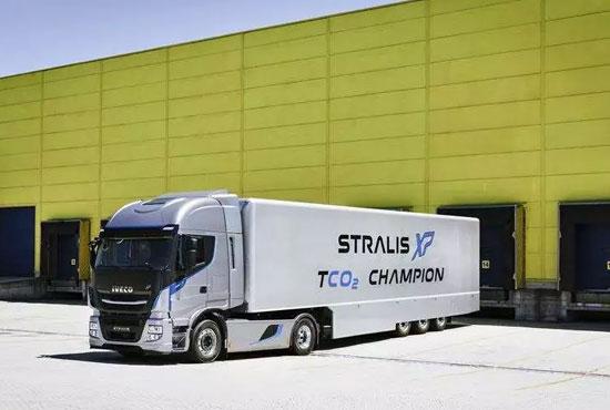 winxp升级win7工具,IVECO向Alltrak国际运输公司交付Stralis XP