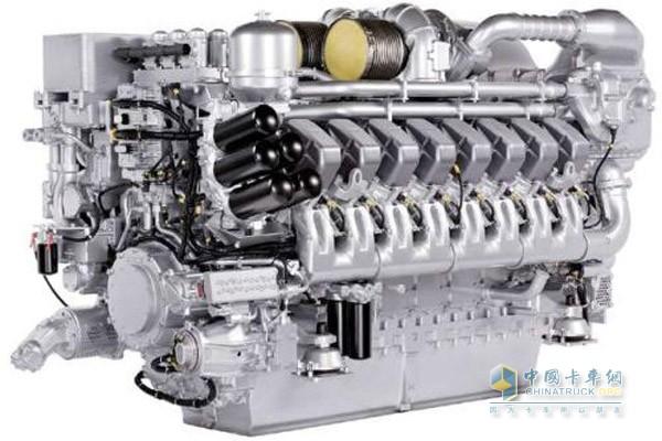 重型柴油发动机