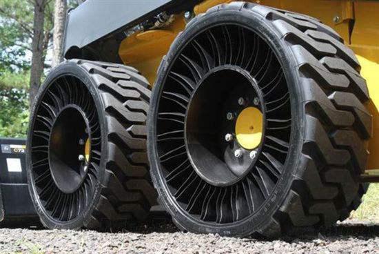 丰田无气轮胎,丰田电动汽车车,丰田自动驾驶