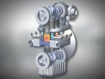 三方研发对置活塞发动机 能效大幅提高