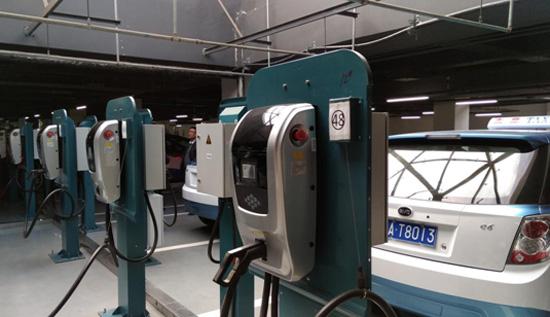 比亚迪助力太原投放3000辆电动公交