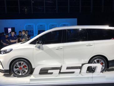 小马识途:对决途安、GL6 大通G50优势何在