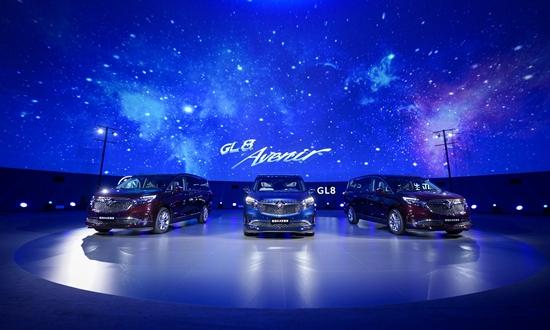 全新一代�e克GL8 Avenir艾�S��上市