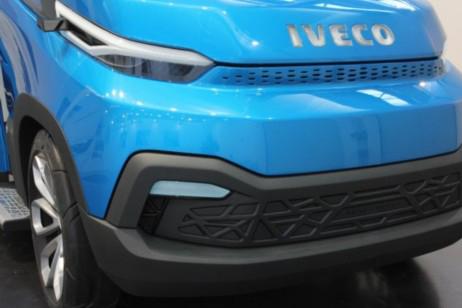 未来产品雏形 IVECO概念车亮相北京车展