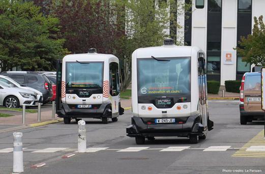 EasyMile开展合作 研发全尺寸无人驾驶客车