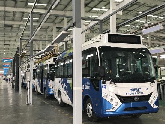 匠心打造高品质 本网走进杭州比亚迪客车基地