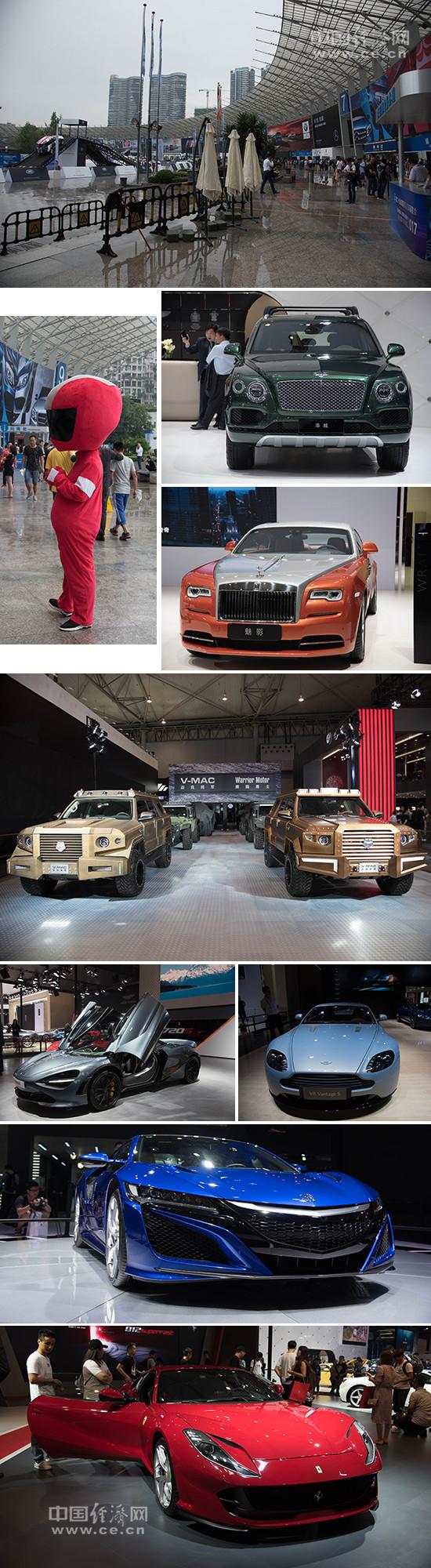 我眼中的成都车展:精彩、务实的汽车大卖场
