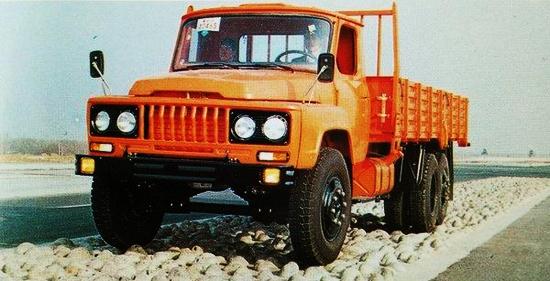 新中国成立70周年商用车行业经典车型