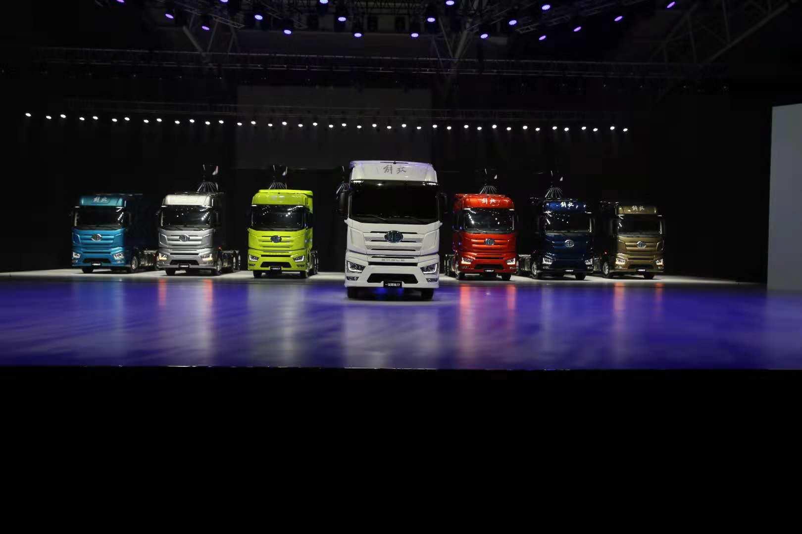 引领行业发展 第700万辆解放卡车即将下线
