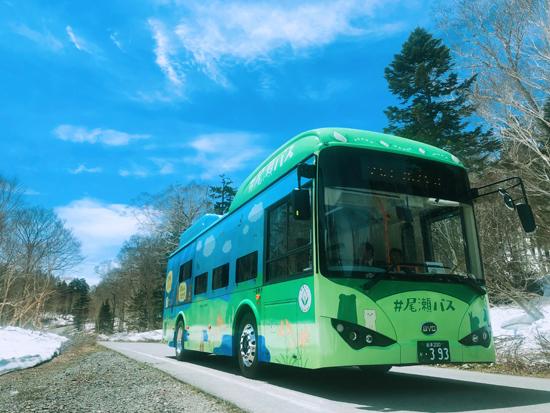 """""""进击""""之举:比亚迪在日本推出定制化纯电动巴士"""