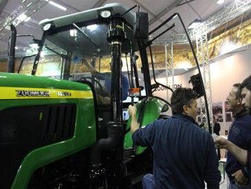 EIMA2014国际农机展开幕 中联重机亮相意大利