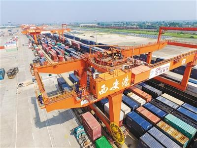 中国(陕西)自贸区建设西安模式初步形成