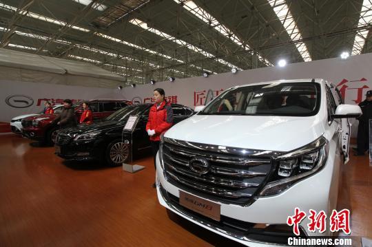 广汽乘用车宜昌项目未来将主要生产广汽传祺A级及B级产品 钟欣 摄