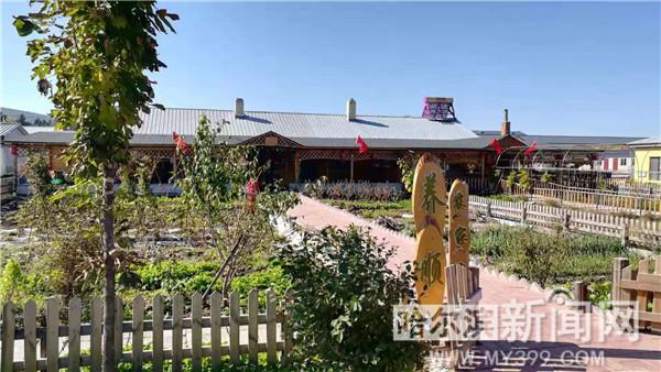 """【新时代东北振兴】枕山枕水,悠悠生活——伊春""""民宿"""",森林里的家"""