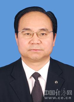 巨克中任黄南州委副书记(图 简历)