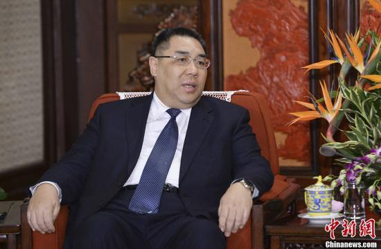 崔世安当选澳门特区第四任行政长官人选