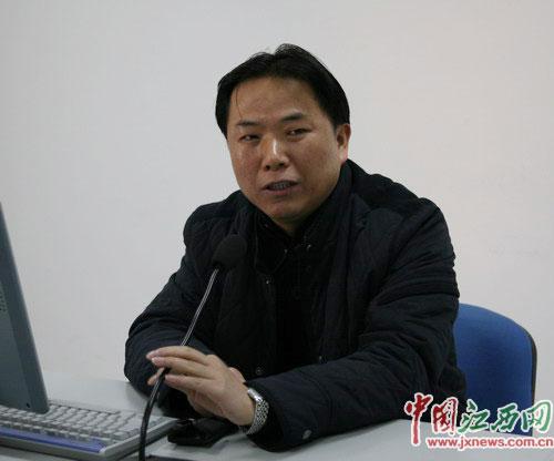 江西省国税局原副局长汤志水任广西国税局局长