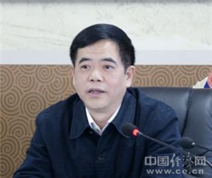 朱昌贤当选三明市政协主席(图