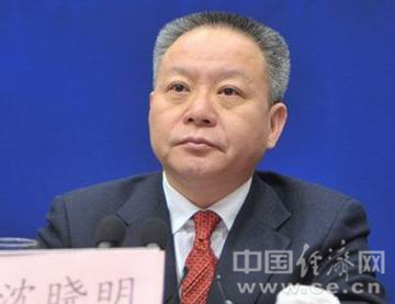 升任省长:教育部副部长沈晓明调任海南省委副书记(图/简历) - cheunglein - cheunglein 的博客