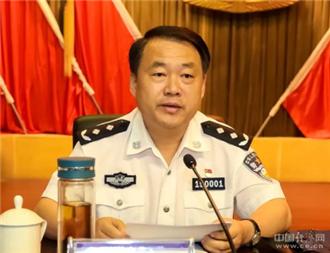 隋汝文任青岛市公安局党委书记