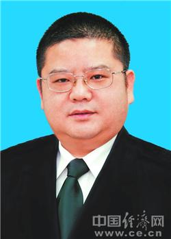 甘荣坤任河南省委政法委书记 喻红秋不再兼任(图