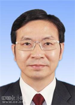 黄喜忠任南昌市代市长 刘建洋辞