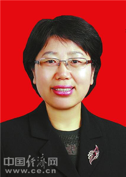 商洛市委原书记陈俊(女)当选陕西