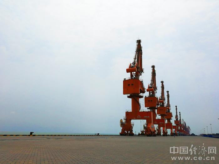 铁山港。经济日报-中国经济网记者 宋雅静/摄