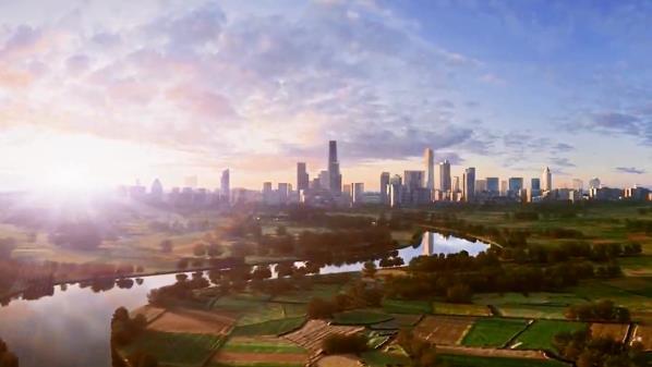 赣江新区:绿色发展打造江西样板先行区