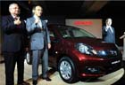 Honda launches 7 seater Honda Mobilio sedan in New Delhi