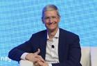 Apple CEO visits Tsinghua University