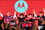 Lenovo, Motorola Mobility celebrate acquisition in Beijing
