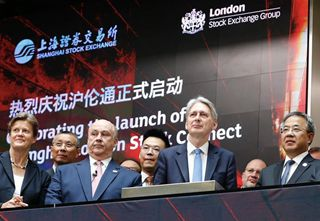 Shanghai-London stock connect, a step forward in China