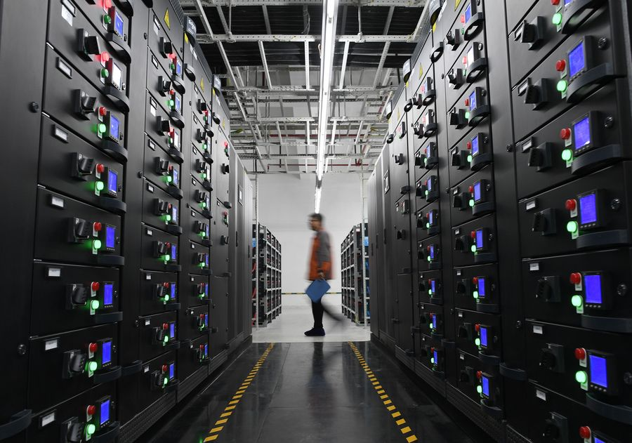 China spends big on cloud infrastructure services: report