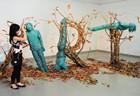Trienal Indonesian Sculpture Art Exhibition opens in Jakarta