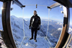 Famous glass observation decks around world