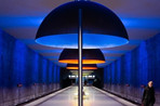 Dreamlike designed metro stations bring you to the mysterious world