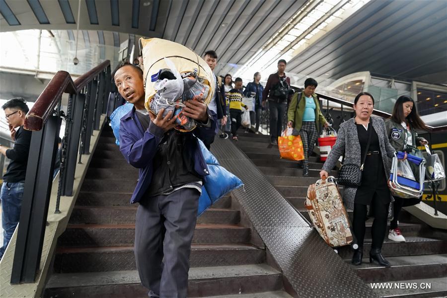 CHINA-BEIJING-PASSNEGER-RAILWAY(CN)