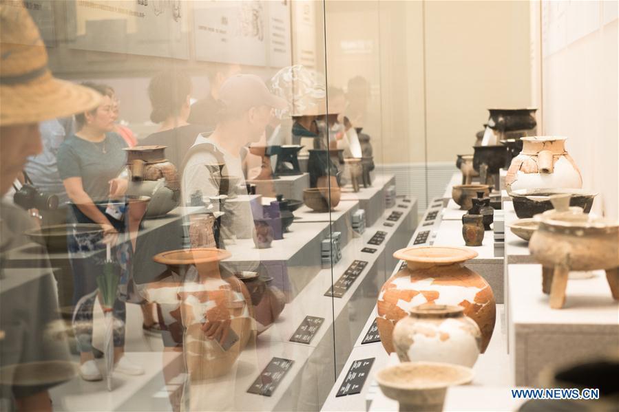 CHINA-HANGZHOU-LIANGZHU MUSEUM-REOPENING (CN)